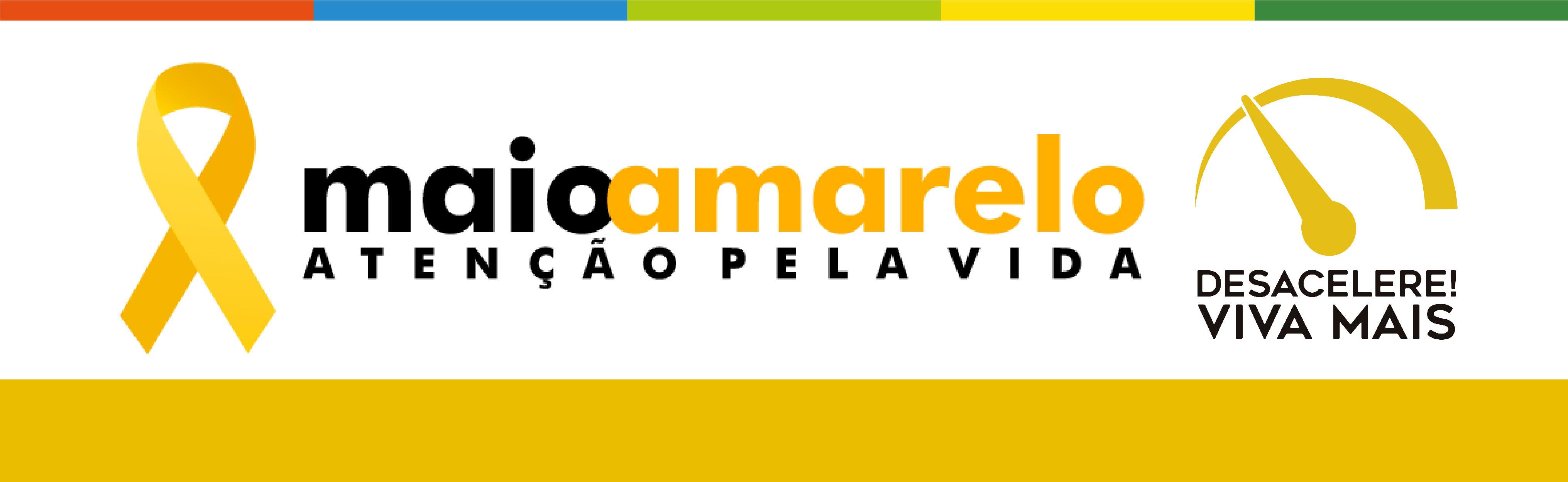 Conheça a campanha Maio Amarelo