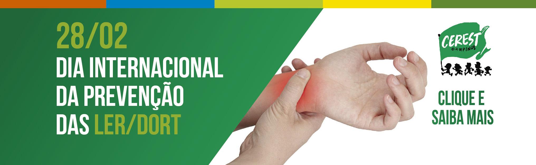 Dia internacional da prevenção das Ler Dort
