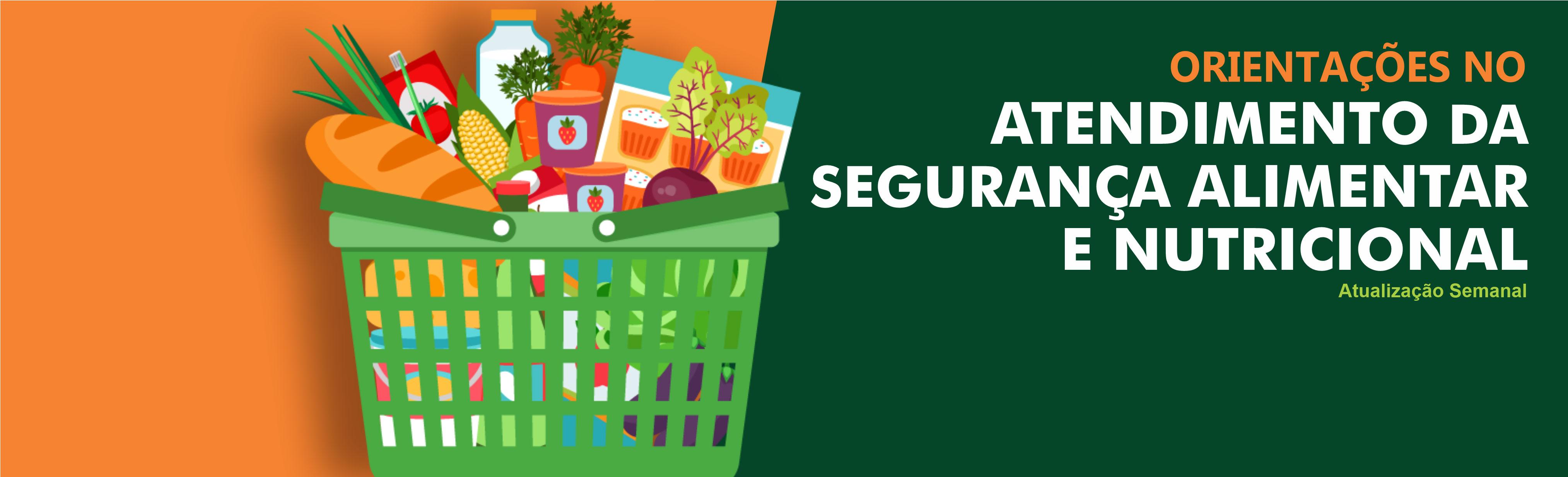 Atendimento segurança alimentar